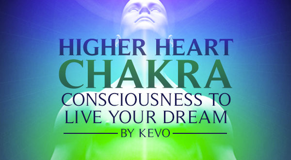 Higher heart chakra