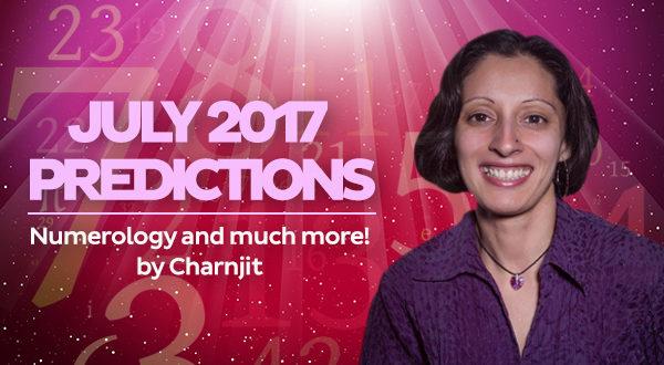 july 2017 predictions