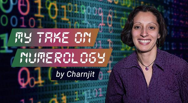 My Take On Numerology - By Charnjit