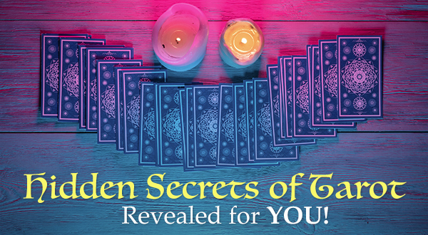 Hidden Secrets Of Tarot Cards REVEALED!