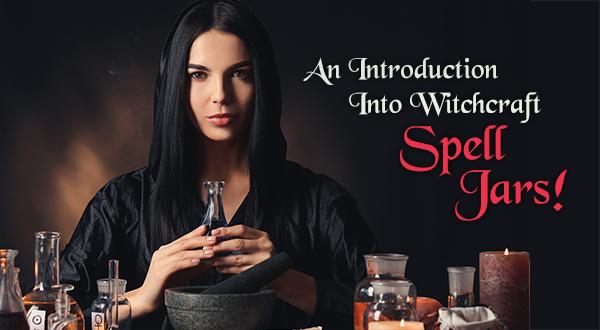 Spell Jars. Witchcraft