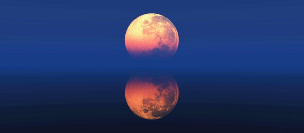 The Sturgeon Full Moon