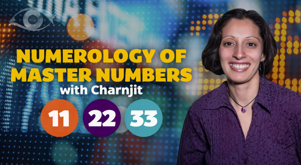 Numerology of Master Numbers with Charnjit